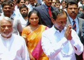 Telangana CM KC Rao