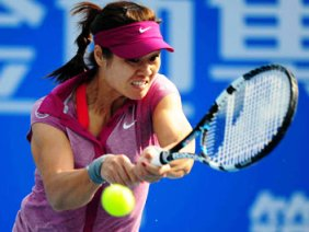 Li Na, Chinese tennis star