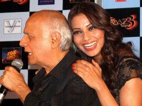 Mahesh Bhatt with Bipasha