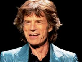 Mick Jagger : Young at 71