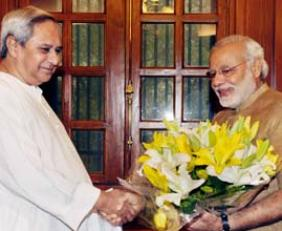 The Modi-Naveen bonhomie has left the BJP high and dry in Odisha