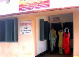 PHCs in Odisha
