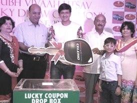 Khimji-Jewellers-Subh-Vivaah-Utsav-Lucky-Draw-Bhubaneswar