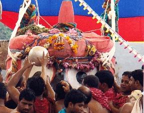 File pic of Snan Yatra