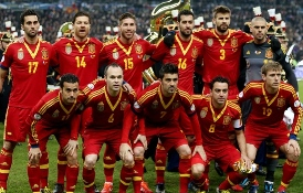 The Spain Squad