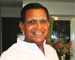 Sriballav Panigrahi, Senior Congress leader