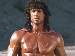 File pic of Sylvester Stallone