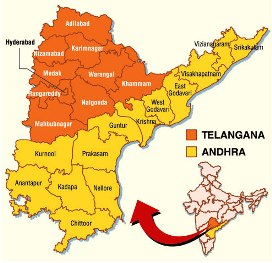 Telangana, India's 29th state : Timeline | OdishaSunTimes.com on andhra style cabbage curry, andhra india, andhra telugu, andhra dishes, andhra capital, andhra food, andhra state map, andhra district populations, andhra map coordinates, andhra snacks, andhra temple, andhra marriage, andhra district map, andhra vantalu, andhra nellore, andhra tourism, andhra rayalaseema and map, andhra cyclone,