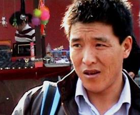 Tibetan filmmaker Dhondup Wangchen
