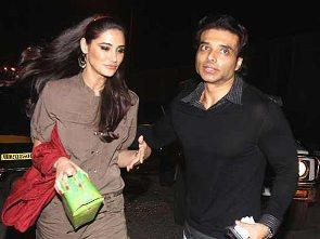 Uday with Nargis ( courtesyunitezz.com)