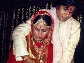 amitabh-jaya wedding pic