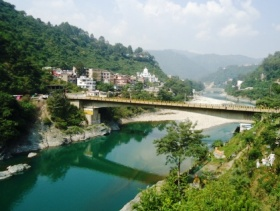 File pic of River Beas