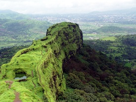 A view of Western Ghats ( source: goenche.com)