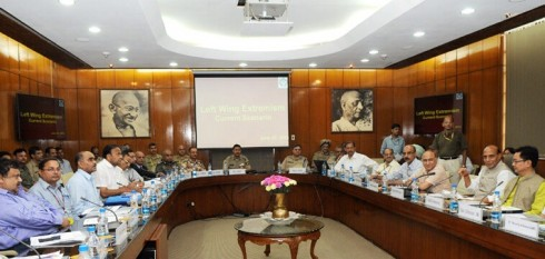 Meeting on Maoists
