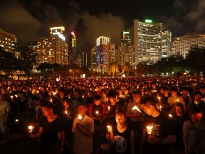 Tiananmen anniversary in Hong Kong  (Courtesy:bloomberg.com)