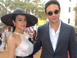 Preity with Ness ( file pic source : koimoi.com)