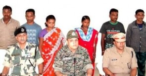 Maoists surrender