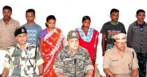 Maoists surrender