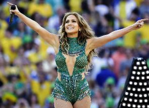 Lopez at FIFA World Cup Inaugural
