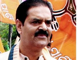 KV Singhdeo, President BJP, Odisha