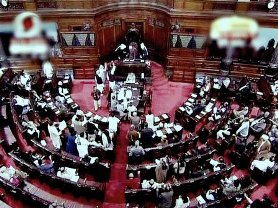file pic of Lok Sabha