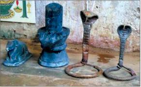 Antique Shiva Linga