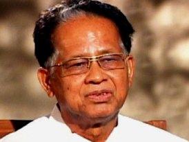Tarun Gogoi, CM, Assam