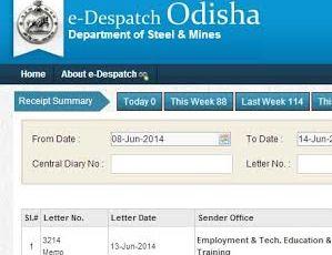 steel & mines dept website