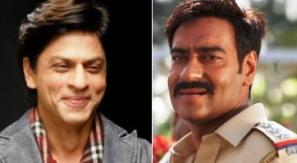 SRK & Ajay