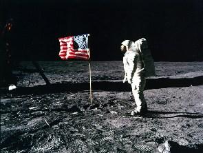Aldrin Moon landing
