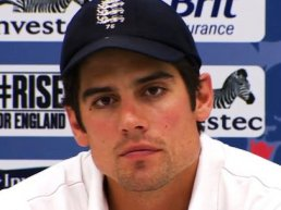 Alistair Cook, England skipper
