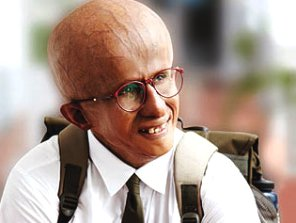 Amitabh in 'Paa'