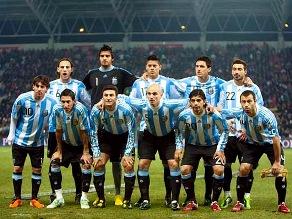 Argentina Football Team-2014
