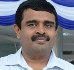 B.Prabhakaran, chief of Thriveni Earthmovers