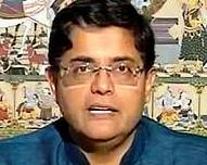 Baijayant Panda, MP