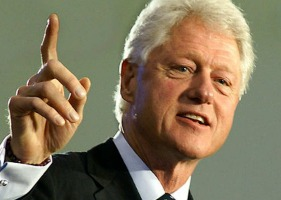 Bill Clinton ( source: mashable.com)