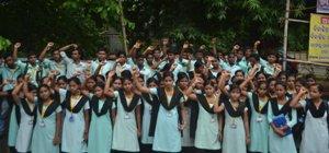 Bramhapur khalikot DIET city traning college ra students mane college ra principal minakhi mohapatra nka turcher ku birodh o bibhirna samasya nei pmg thare bikhyab17