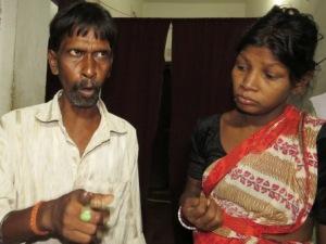 Child sale Rao couple