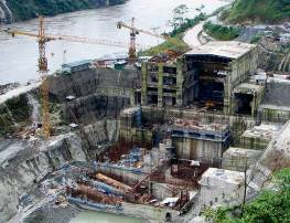Stalled Subansisri Dam ( source: epcworld.in)