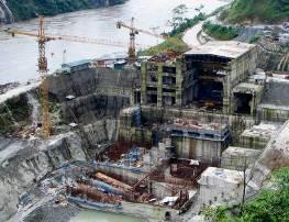 Stalled Subansisri Dam ( source: epcworld.in)