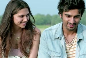 Deepika with Arjun in Finding Fanny