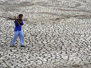 Drought ( IANS pic)