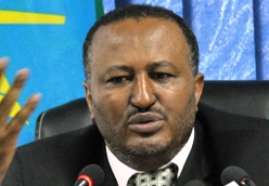 Ethiopian Industries minister