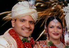 Geetanjali Garg with husband Ravneet Garg