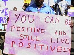 HIV positive children