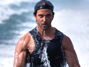 Hrithik in Bang Bang