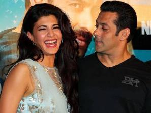 Jacqueline with Salman