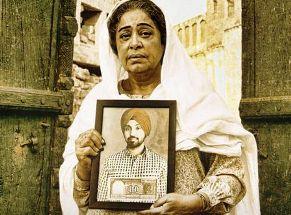 Kirron Kher in Punjab 1984