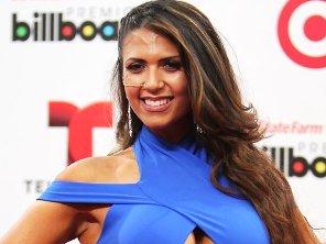 Latin pop star Katherine Alexander