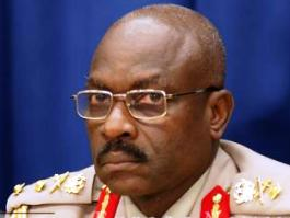 Maj. Gen. Delali Johnson Sakyi of Ghana